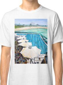 Umbrellas-Bondi Icebergs Classic T-Shirt