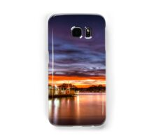 Sunrise ferry Samsung Galaxy Case/Skin