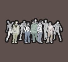 Walking Dead - Zombies Kids Clothes
