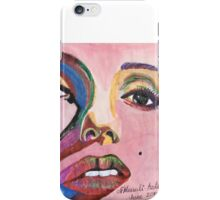 Marilyn iPhone Case/Skin