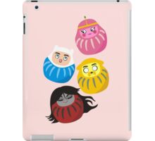 Adventure Daruma iPad Case/Skin