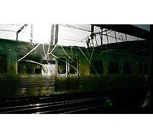 Retro Ride Photographic Print