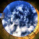 Natural skylight  by Cricket Jones