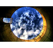 Natural skylight  Photographic Print