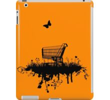 Abandoned Trolley (for light shirts and stickers) iPad Case/Skin