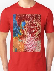 colour cool Unisex T-Shirt