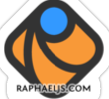 Raphaël small Sticker