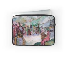 HEY WAIT UP(C2015)(ANALOG) Laptop Sleeve