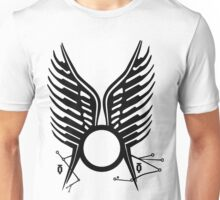 Battlestar Galactica Wedding tatoo Unisex T-Shirt