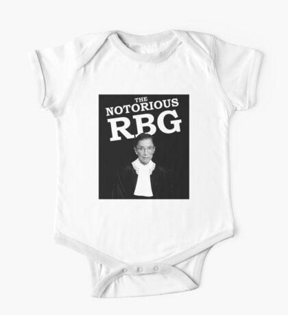 Notorious RBG One Piece - Short Sleeve