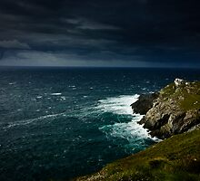 The Mizen Head, Ireland by Kevin Mullins