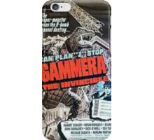 Gamera Giant Monster iPhone Case/Skin