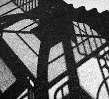 Shadows at Play by Jon  Johnson