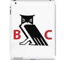 Bohemian Club - Moloch Owl - Cremation of Care iPad Case/Skin