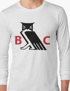 Bohemian Club - Moloch Owl - Cremation of Care Long Sleeve T-Shirt
