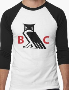 Bohemian Club - Moloch Owl - Cremation of Care Men's Baseball ¾ T-Shirt