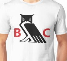 Bohemian Club - Moloch Owl - Cremation of Care Unisex T-Shirt
