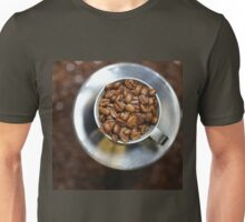 Coffee beans Unisex T-Shirt