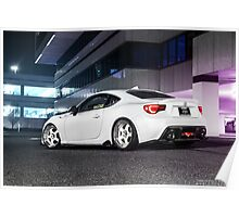 White on White FRS Poster