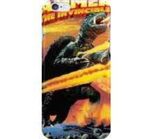 Gamera The Invincible Giant Monster iPhone Case/Skin