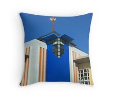 Learned Throw Pillow