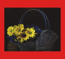 Basketful of flowers Kids Clothes
