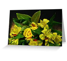 Lillies Greeting Card