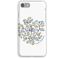 Tangled Hearts iPhone Case/Skin