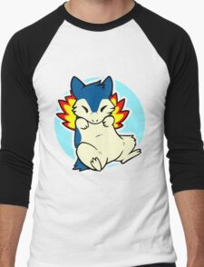 Typhlosion Men's Baseball ¾ T-Shirt