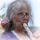 The recorder player by Jan Pudney