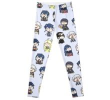 Fire Emblem pattern Leggings
