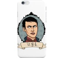Dragon Age - [Disgusted Noise] iPhone Case/Skin