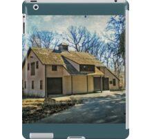 Shadow Play on Masker's Barn iPad Case/Skin