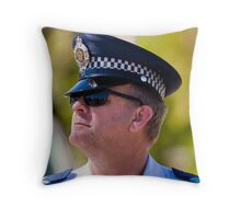 I am in charge Throw Pillow
