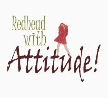 Redhead with Attitude by Pamela Stirling