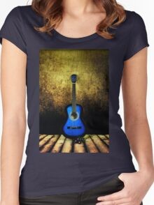 Music 1 Women's Fitted Scoop T-Shirt