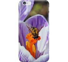 To Bee Happy iPhone Case/Skin