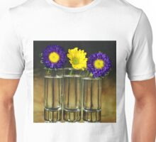 Three vase Unisex T-Shirt
