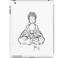 Buddha Lotus iPad Case/Skin