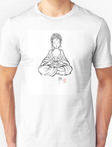 Buddha Lotus T-Shirt