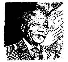It Looks Like Madiba Photographic Print