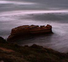 Dusk Rock by Fergus Preston