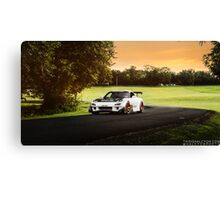 Mazda RX7 Sunset Canvas Print