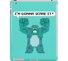 I'm Gonna Scare It! iPad Case/Skin