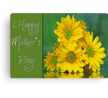 Mother's day Canvas Print