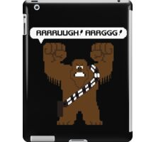Rrrruugh! Arrggg! (Chewbacca) iPad Case/Skin