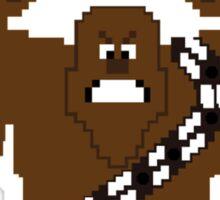 Rrrruugh! Arrggg! (Chewbacca) Sticker
