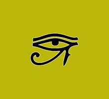 Eye of Horus by brightgemini