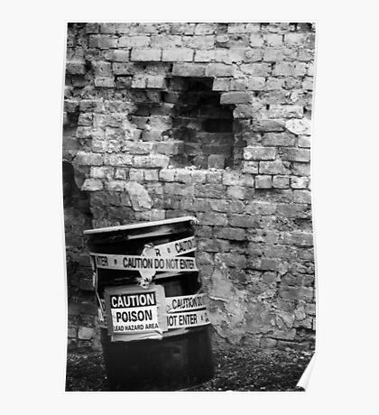 Toxic Alley Barrel 2 Poster