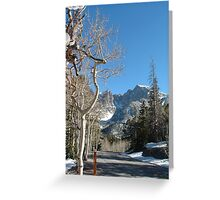 Great Basin Greeting Card